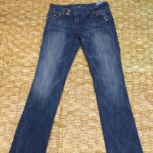 "Denim - **NWT Nissi Jeans Women""s Stretch Blue"